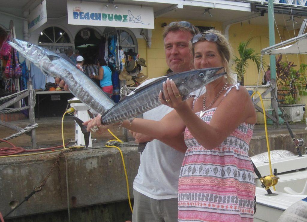 Proud Visitors to Barbados