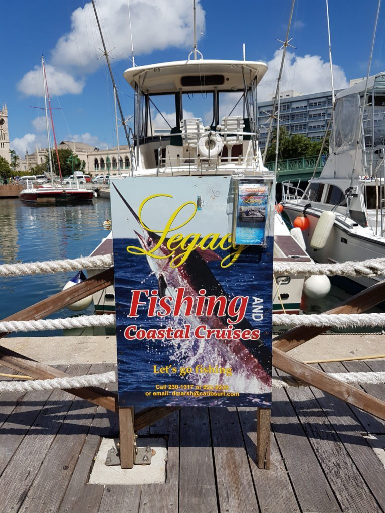 Legacy Fishing Charters Coastal Cruises