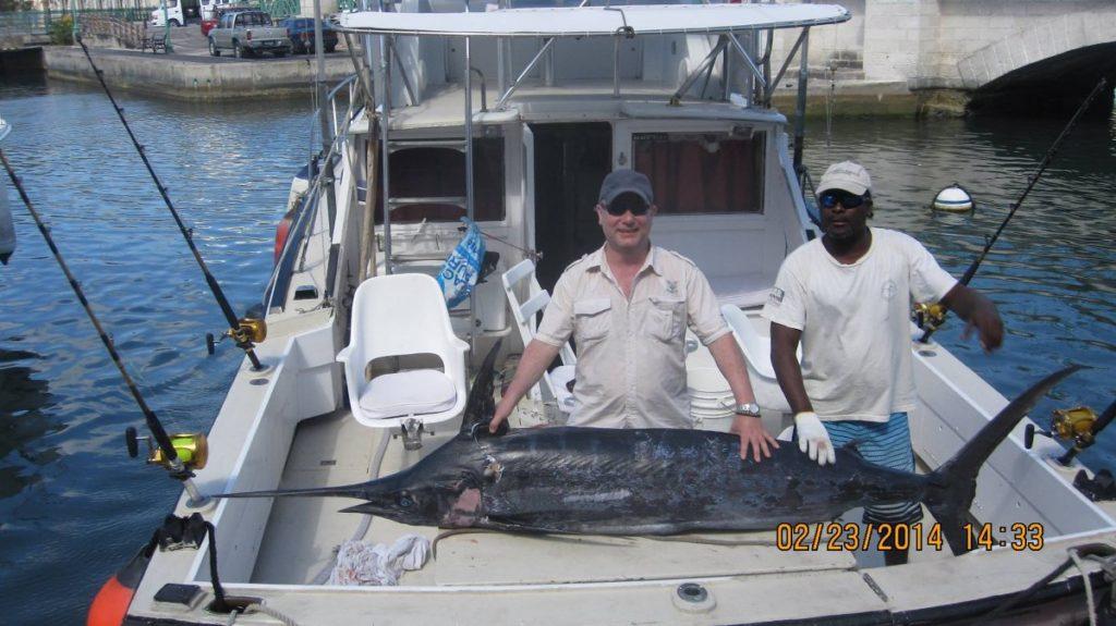 Sport Fishing in Barbados